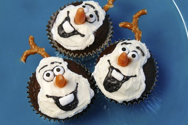 frozen cupcakes - Google Search