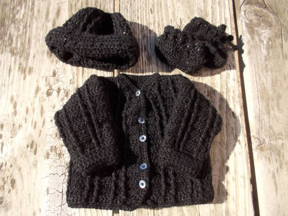 Baby boy sweater baby sweater set handmade baby sweater crochet ...