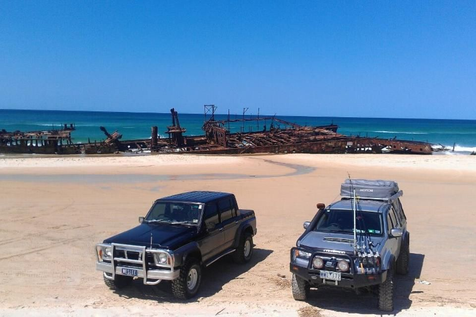 fraser island 4wd and camping guide camping guide. Black Bedroom Furniture Sets. Home Design Ideas