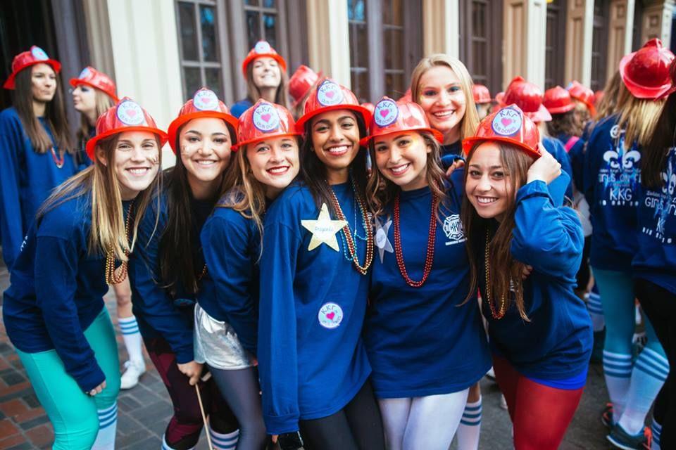 04ae07ec Kappa Kappa Gamma at Vanderbilt University #KappaKappaGamma #KKG #Kappa  #BidDay #sorority #Vandy