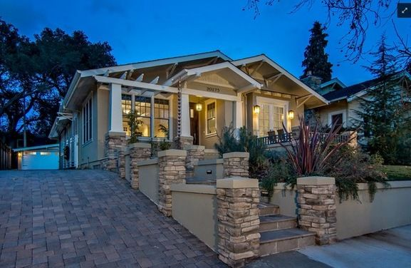 From Ranch To Craftsman Houzz Craftsman Remodel Roof Design Architecture