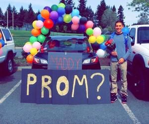 Promposal promposal 3 pinterest promposal search and prom it takes courage to get up in the morning and plan to ask your girl to prom this kid is not backing down ccuart Gallery