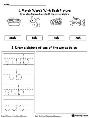 Writing With Phonics