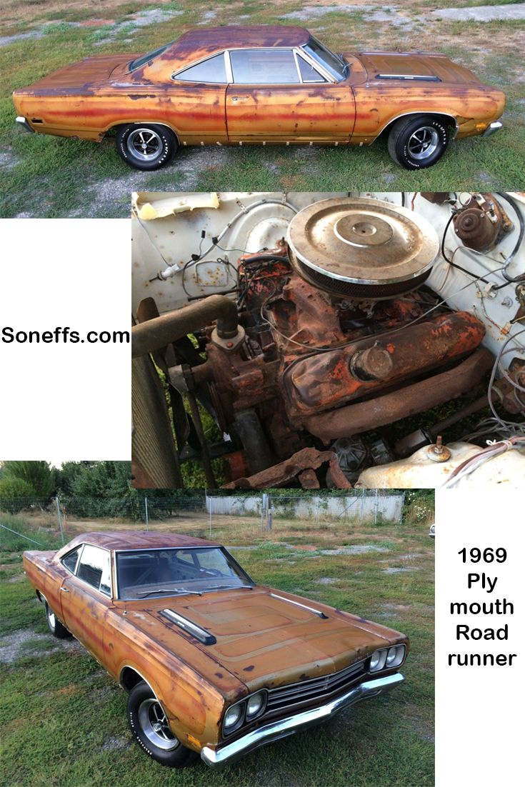 4-speed manual. Call us at 303-296-1688 if interested. #SoneffsMasterGarage  #Roadrunner