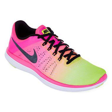 411bf072cdb0 ... spain jcpenney nike womens flex run 2016 running shoes 96a3f b8168