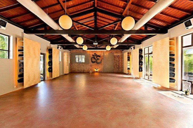 37 Fancy Yoga Studio Design Ideas That Will Make You Relax