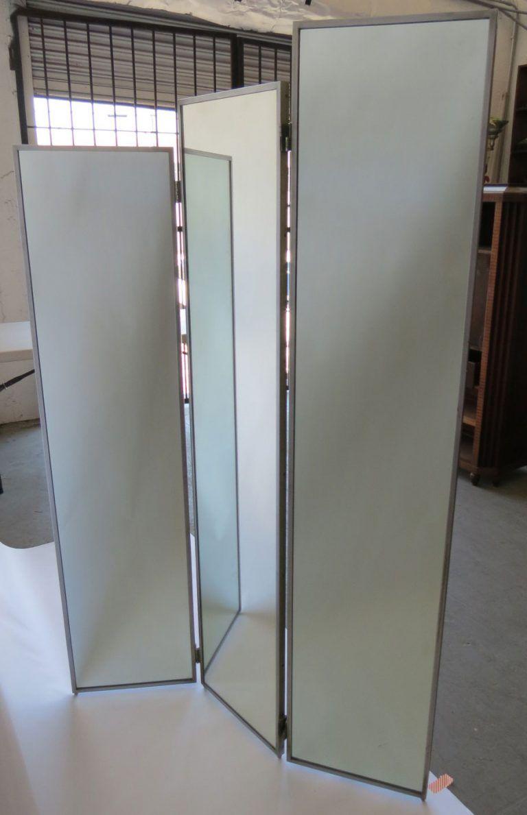 Lifetime mirrored room divider diy mirror screen charter home ideas xplrvr