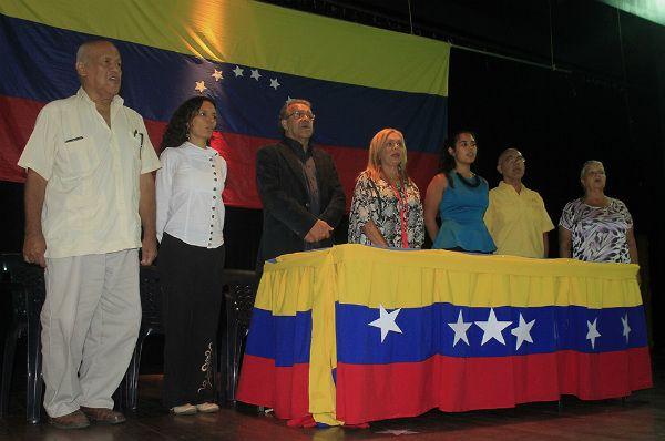 Presentan decreto que garantizará protección del patrimonio cultural inmaterial neoespartano https://t.co/FXPhdjhruH #Noticias #Venezuela