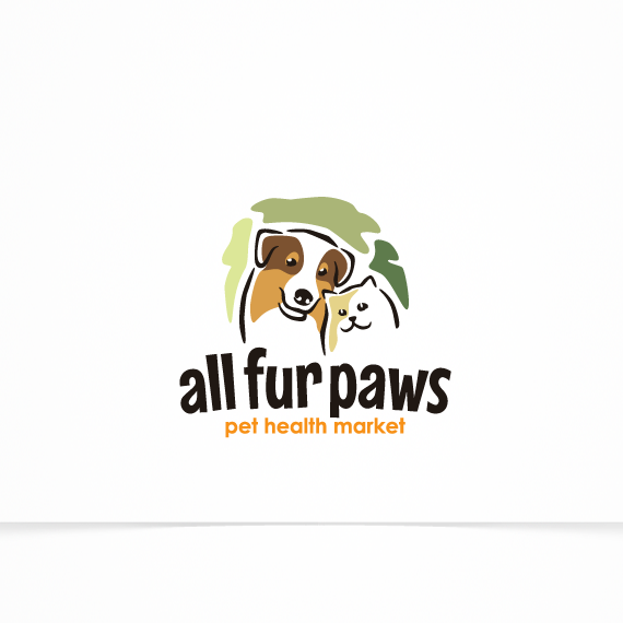 Design A Logo For A Dog And Cat Natural Pet Food Store By Oszkar