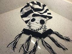 Ravelry: Jack's Nightmare Scarf pattern by Tonya Rosa