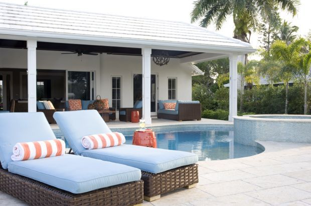 Admirable Pool Furniture Idea Back Under Porch Pool Furniture Interior Design Ideas Inesswwsoteloinfo