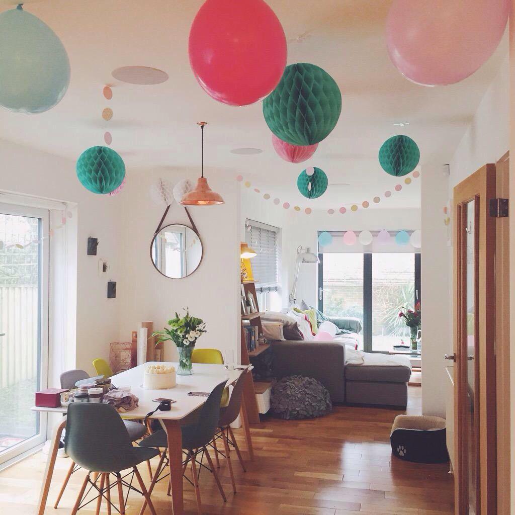Zoella Birthday Decorations