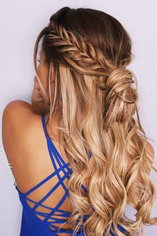 18 Pretty Braided Hairstyles for Any Outfit | Pinterest | Hair type ...