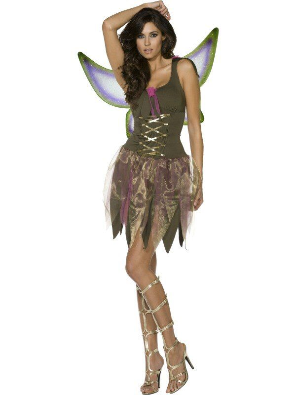 Adult fairy fancy dress costume ideas