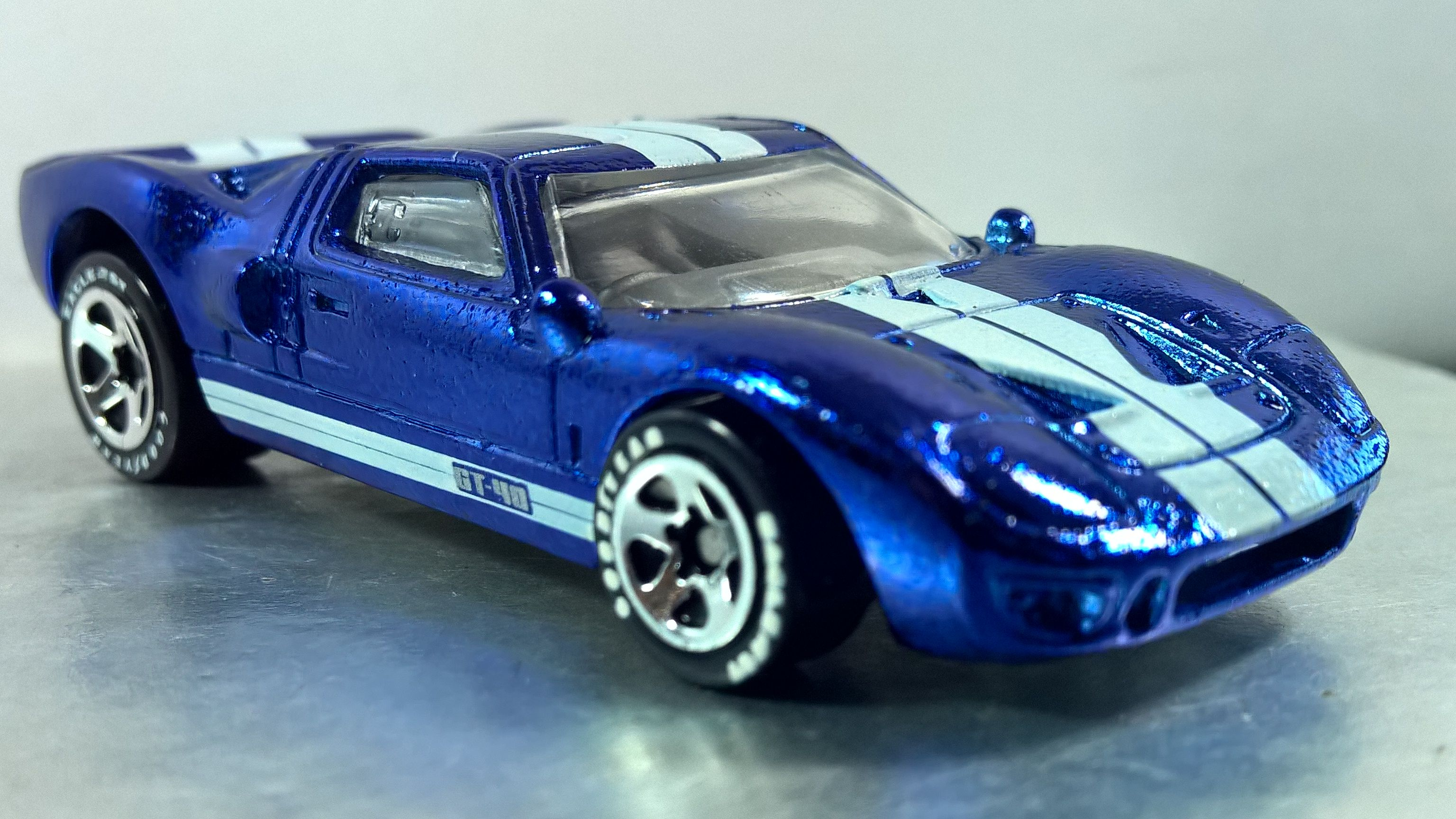 Ford Gt 40 Classics Series 2 9 30 2006 8 Ford Gt Hot Wheels