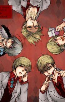 YANDERE!Hetalia X Reader   Cool Board   Hetalia, Yandere, Anime