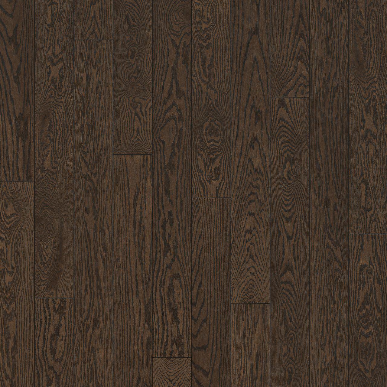 Plancher De Chene Rouge Chocolat Fini Huile Preverco Red Oak Hardwood Hardwood Floors Red Oak