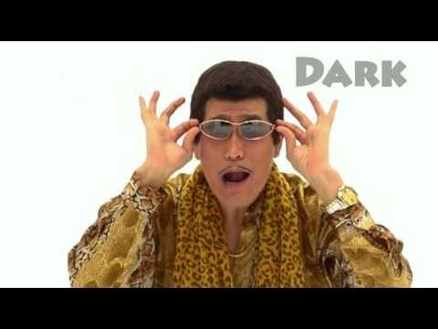 Check out Piko Taro's ridiculous