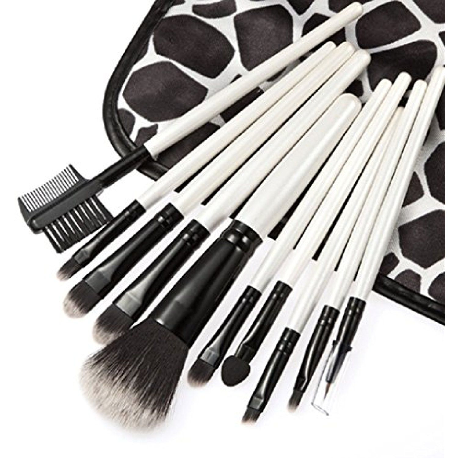 Bh cosmetics advanced brush set Makeup brushes guide