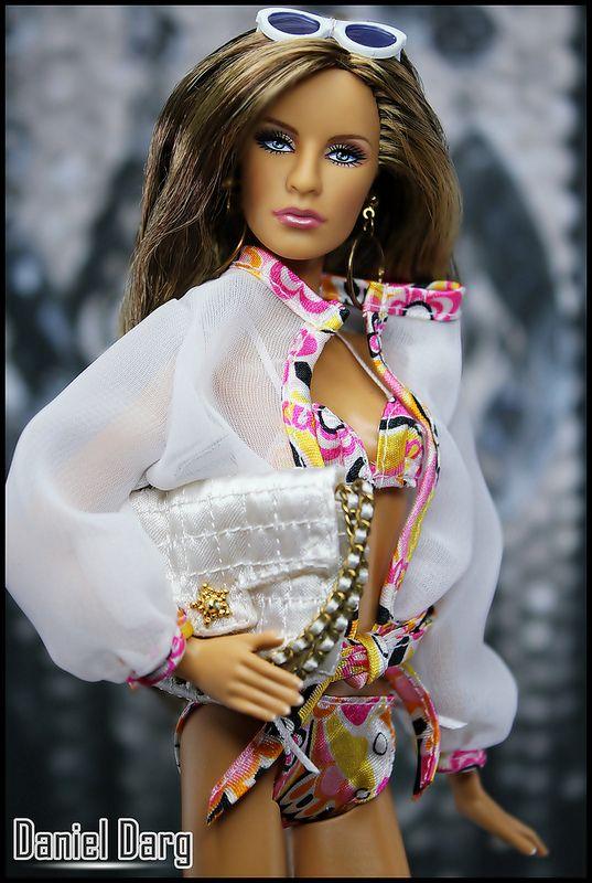 Model of the Moment Marisa Beach Baby