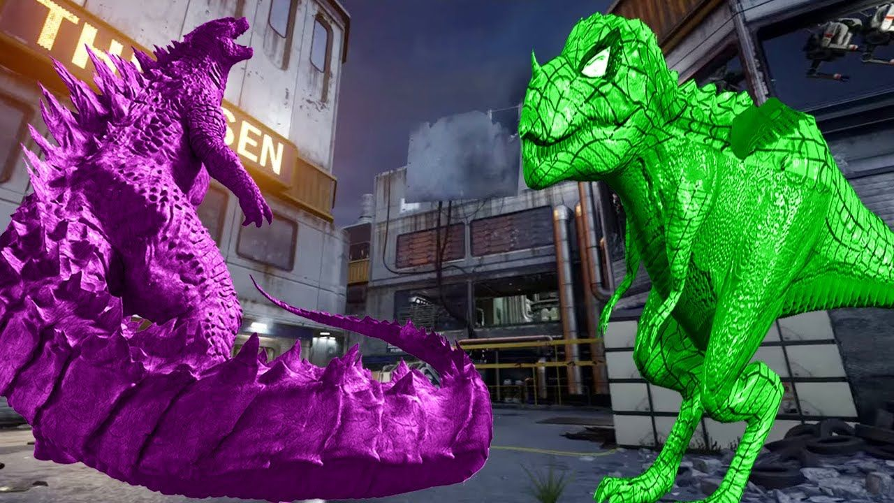 Spider Dinosaur Vs Godzilla Fight | Spider Dinosaur Cartoons For Children | Godzilla Movies For Kids https://youtu.be/cViJAOaXf2A