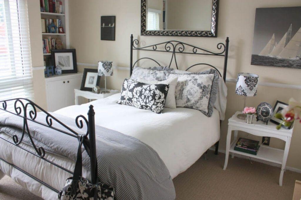 Guest Schlafzimmer Dekoration (mit Bildern) Kleine