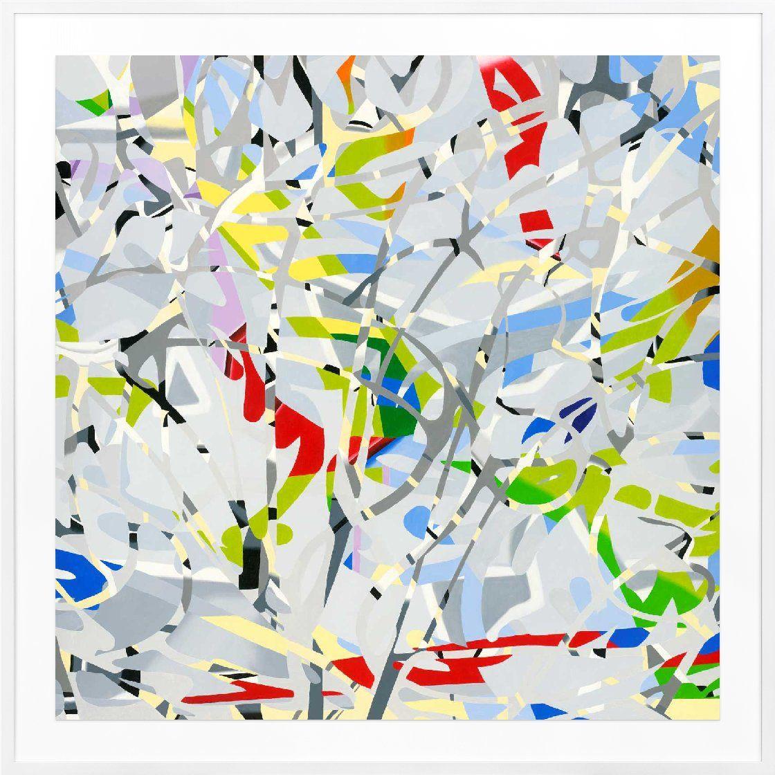 robert brinker print 56 x 56 framed 1 610 office artwork