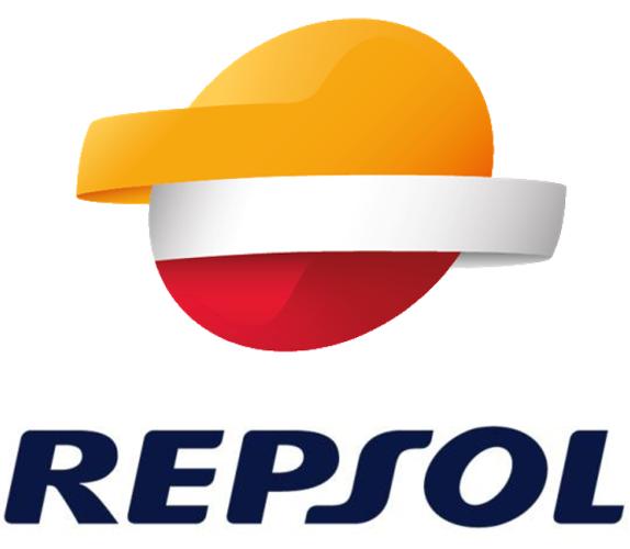 Repsol Logo Design Creative Vintage Logo Branding