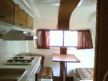 13 Burro Camper Interior