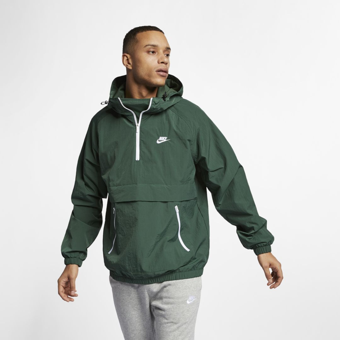 Sportswear Hooded Woven Anorak   Products in 2019   Nike