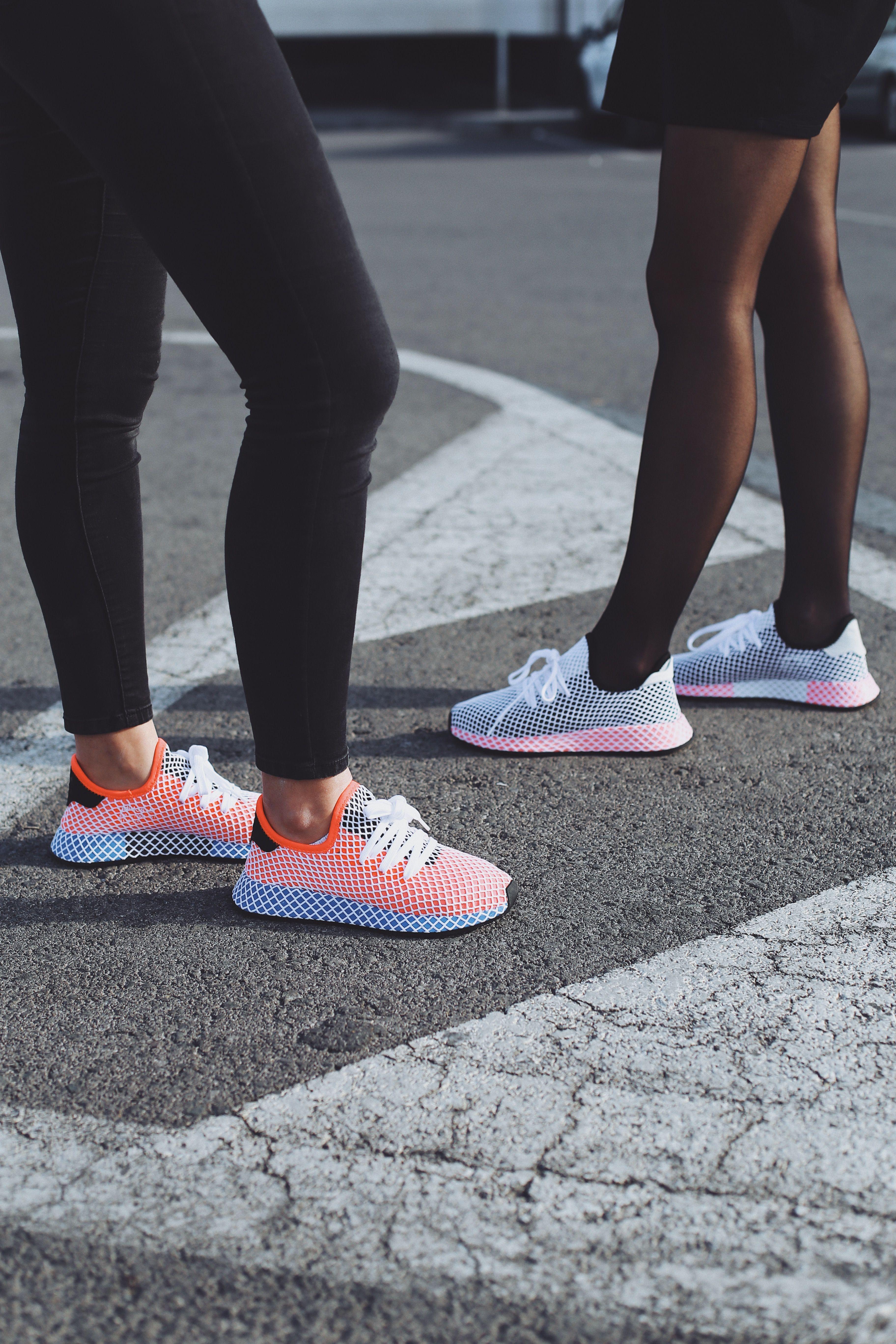 golpear Maligno Abuelos visitantes  Aún no tienes tus Adidas Deerupt?⚡️ | Zapatos adidas mujer, Zapatos nike  mujer, Calzado adidas