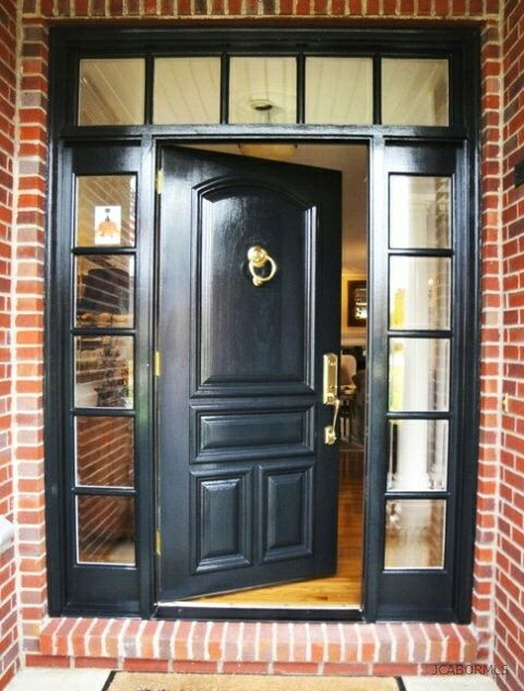 Black Traditional Front Door Gapi1 Pinterest Traditional Front