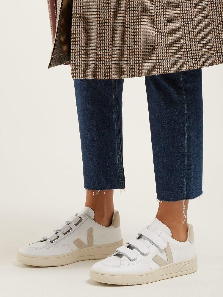 Por separado grado sábado  Clean and classic with our V-Lock Extra White Natural #veja #vejashoes  #kicksoftheday #kicks #fairtrade #madeinbra… | Sneaker outfits women,  Fashion, Sneakers looks