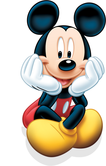 mickey.png (355×556) | ideas para mi casa | Pinterest ...