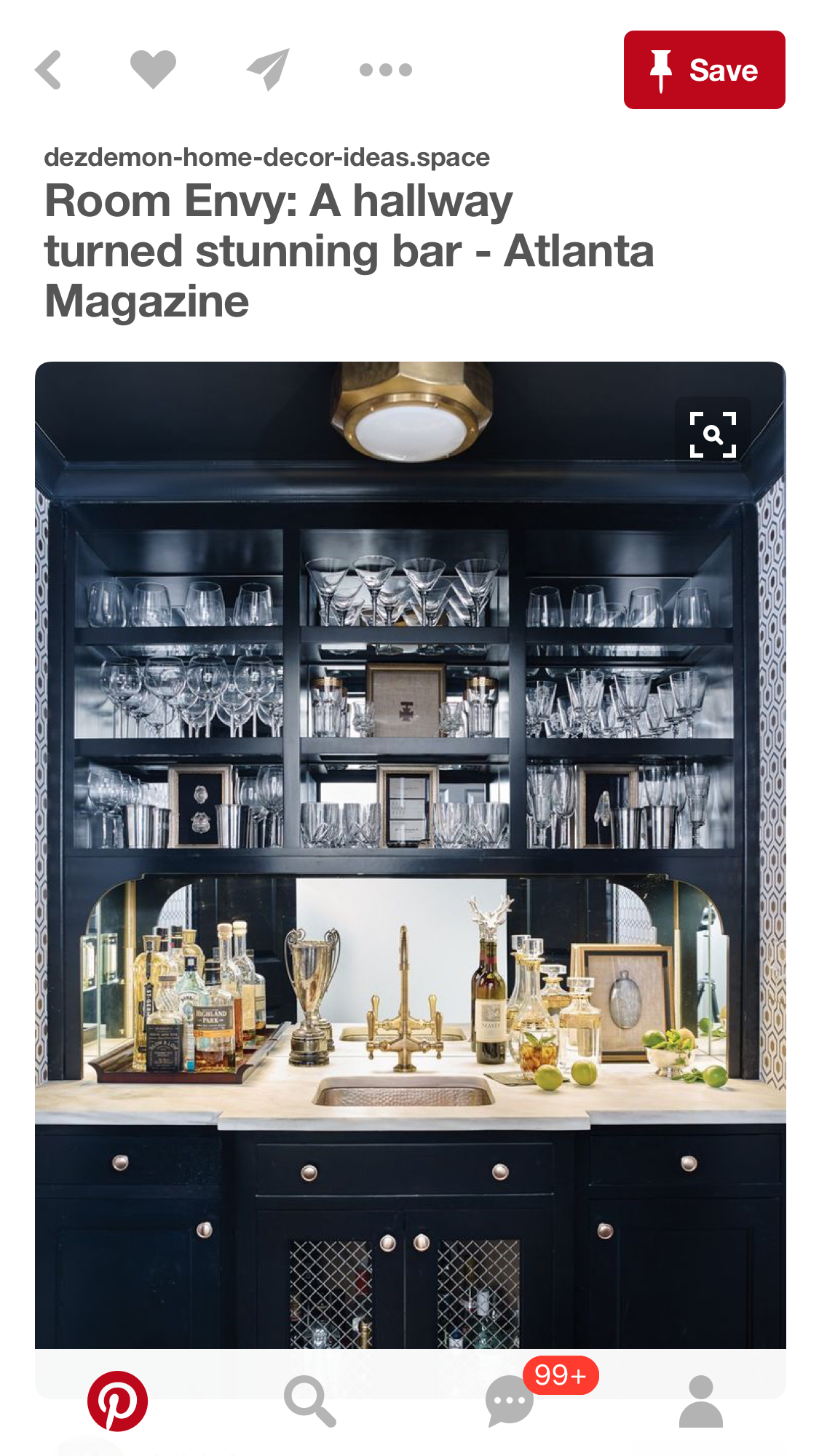 Idea by Susan Light on Paint | Home bar designs, Bar room ...
