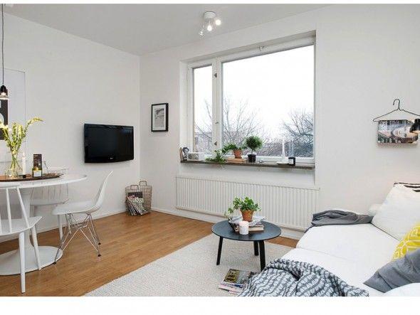 Inrichten van een kleine woonkamer   Interieur design by nicole ...