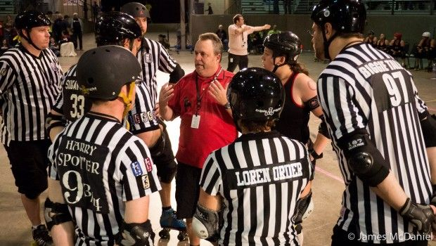 Open Letter to a Bench Coach from a Head Referee By Y.I. Otter. Photo: James McDaniel, http://facebook.com/JamesMcDanielPhotos