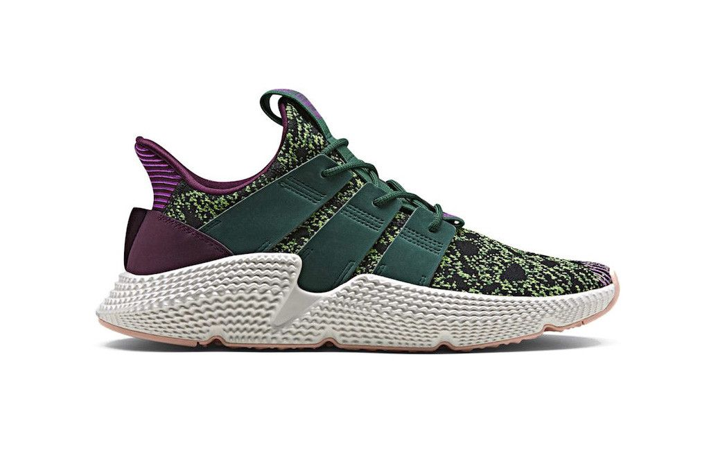 0996fb039927a adidas originals dragon ball z collaboration vegeta majin buu shenron cell son  gohan deerupt kamanda prophere EQT SUPPORT MID ADV ULTRA TECH colorway drop  ...