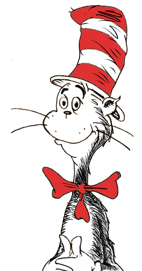 448756dc How to Draw The Cat in the Hat by Dr. Seuss Drawing Tutorial | Dr ...
