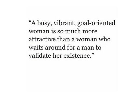 quote; life quote; women; attractive; what men find ...