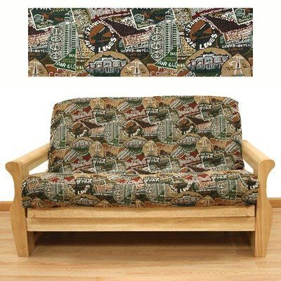Travel Futon Cover Size Full By Easy Fit 73 86 21 621