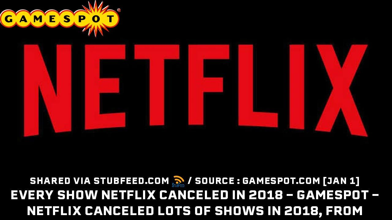game shows on netflix 2018