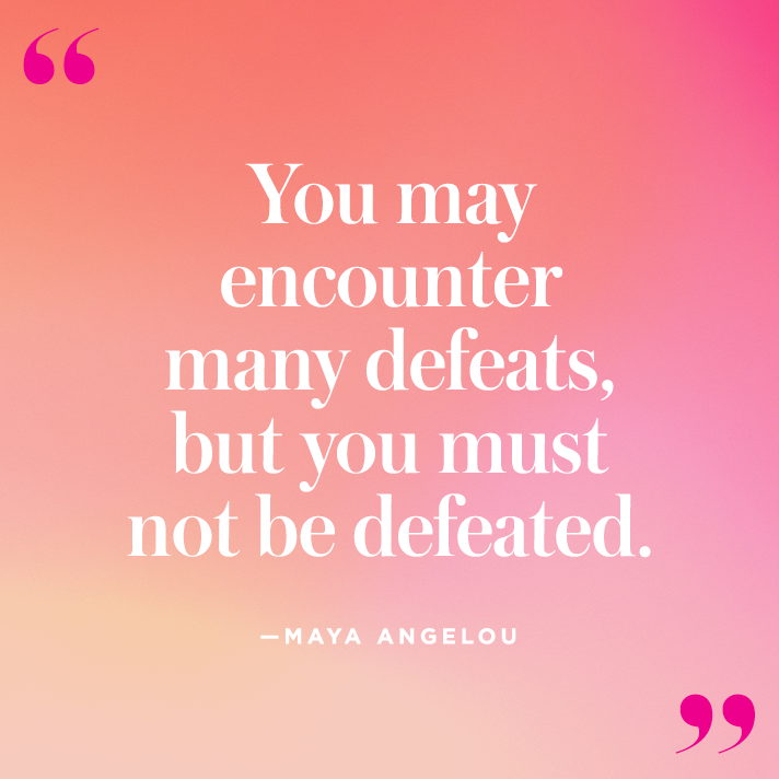 Famous Quotes About Overcoming Failure: 30 Excellent Quotes From Powerful Women About Overcoming