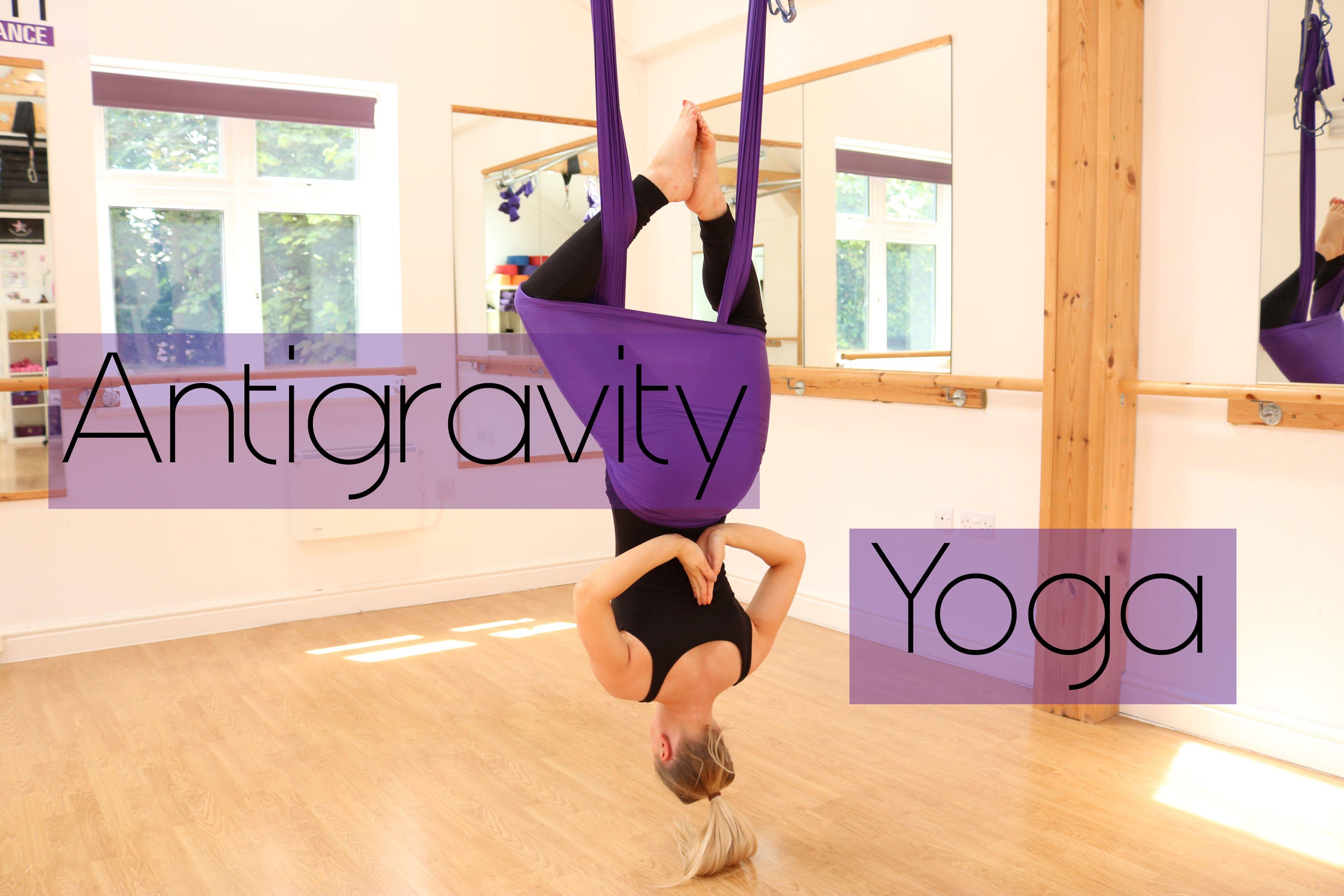 Antigravity yoga youtube aerial yoga kundalini yoga