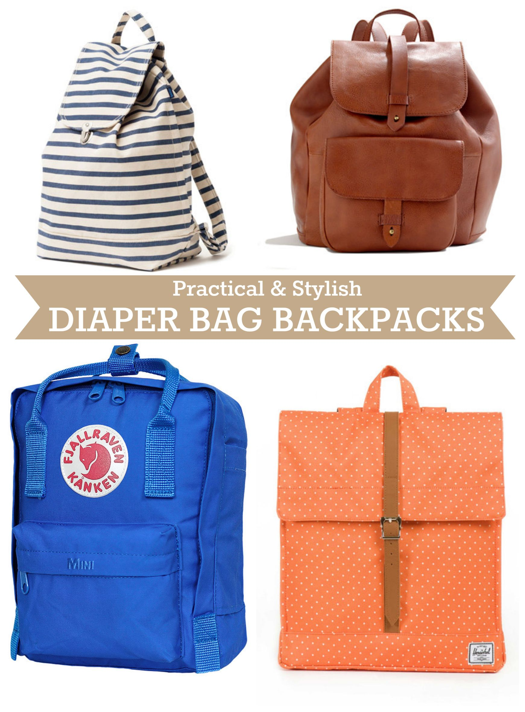 This Stylish Bag Has Parents Ditching Their Diaper Bags for Good