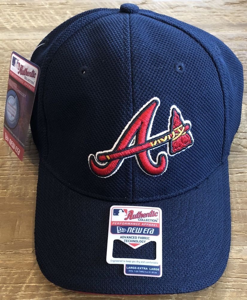 New Era 3930 ATLANTA BRAVES Hat Cap - RARE   DISCONTINUED w  Swingman  Logo!! (eBay Link) 6b7956c1e