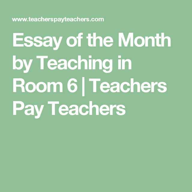 Argumentative Essays On Teachers Salary Free Essays