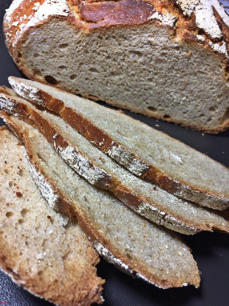 Roggen-Dinkelbrot…ein Brot für jeden Tag