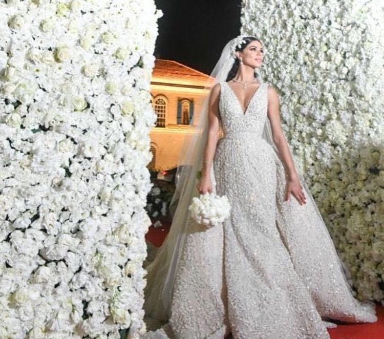 Rima Fakih wedding   Bridal Style   Pinterest