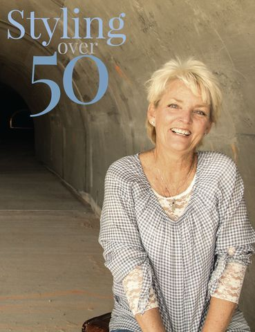 Modest Styling for Women in Their 50's